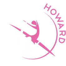 howard dancers logo